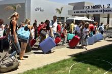 Аэропорт Шарм-эль-Шейх. Фото: Reuters