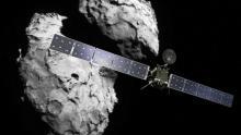 ����������� ESA/��� Medialab/Rosetta/Navcam