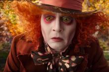 Кадр из трейлера фильма «Алиса в Зазеркалье»