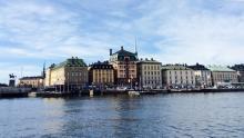 Стокгольм. Фото: Ольга Никольская