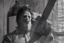 Кадр из фильма «Техасская резня бензопилой»