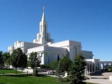 Церковь мормонов в Юте
