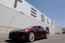 Электромобиль Model S. Фото: Paul Sakuma / AP