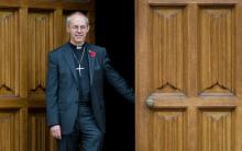 Архиепископ Кентерберийский Джастин Уэлби. Фото с russian.rt.com