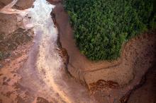 Река Риу-Доси. Фото: Felipe Dana / AP