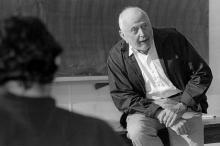 Лауреат Нобелевской премии по экономике Дуглас Норт. Фото: Joe Angeles / Wustl Photo