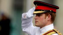 Принц Гарри. Фото: EPA