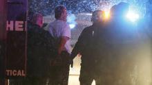 Во время задержания. Фото Reuters с сайта Газета Ру