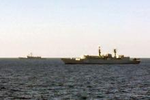 Фото пресс-центра командования ВМС ВС Украины