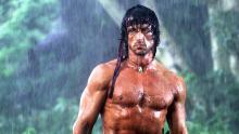 Кадр из фильма «Рэмбо»