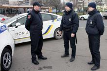 Фото: страница патрульной полиции Одессы в «Фейсбуке»