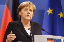 Ангела Меркель. Фото: bykvu.com