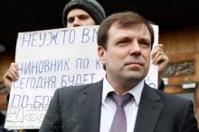 Николай Скорик. Фото Олега Владимирского (архив)
