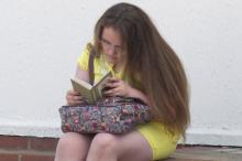 Николь Бар  Кадр: видео ITV Anglia