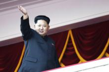 Ким Чен Ын. Фото: Wong Maye-E / AP