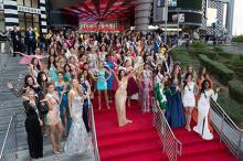 Участницы конкурса. Фото: страница Miss Universe в Facebook