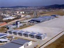 Аэропорт им. Сабихи Гекчен. Фото с сайта http://wikimapia.org.