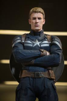 Капитан Америка.
