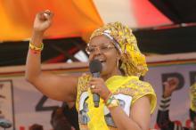 Грейс Мугабе. Фото: Tsvangirayi Mukwazhi / AP
