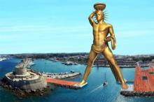 Изображение: Colossus of Rhodes Project