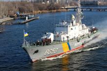 Фото пресс-службы Одесского отряда морской охраны