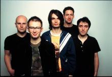 Radiohead. Фото с rollingstone.com