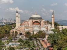 Площадь Султанахмет. iStock. Фото: asikkk