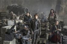 Кадр из фильма: «Звёздные войны: Изгой»