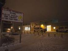 Место преступления — школа в Ла-Лош
