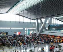 Аэропорт в Маниле. Фото с официального сайта