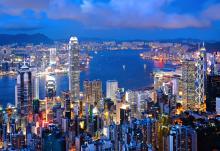 Гонкон - №1 в рейтинге