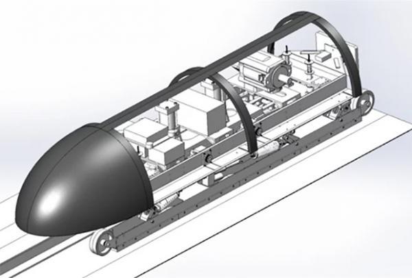 Команда студентов из MIT выиграла конкурс на дизайн капсулы Hyperloop