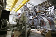 Термоядерный реактор Wendelstein 7-X. Фото: Bernd Wüstneck / dpa / Globallookpress.com