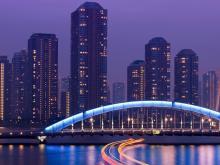 Современный Токио. Фото с сайта look.com.ua.