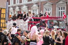 Карнавал в Ольборге, Дания. Фото: LaurentiuZ / Depositphotos