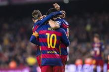 Игроки «Барселоны». Фото: Joan Valls / Zuma / Globallookpress.com