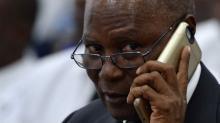 Жоселерм Привер должен пробыть на посту президента всего два месяца. Фото: Getty