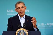 Барак Обама. Фото: Yin Bogu / Xinhua / Zumapress / Globallookpress.com