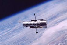 Телескоп Hubble. Фото с сайта ex.ua.