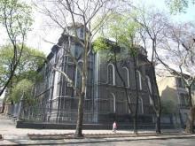 Здание бывшей Бродской синагоги (архивное фото)