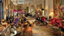 Отель Four Seasons Hotel George V. Фото: Four Seasons Hotel George V