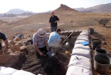 Фото: Central Timna Valley Project - TAU