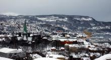 Тронхейм. Фото с сайта evropa.org.ua.