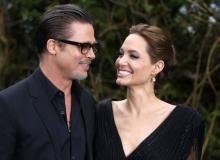 Анджелина Джоли и Брэд Питт. Getty Images. Фото: Ф.Гаррисон