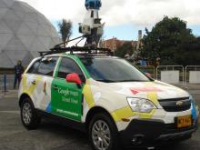 Авто для съемки Google Street View