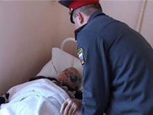 Пострадавший пациент. Фото: znak.com