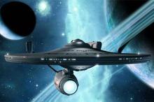Кадр: сериал Star Trek