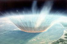 Чиксулуб. Изображение: NASA Blueshift / Flickr