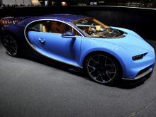 Bugatti Chiron. Фото Getty Images