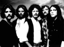 Фото с luckymusic.ru. The Eagles, конец 70-х гг.